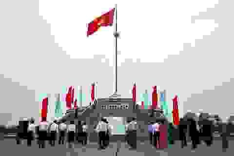 Lễ Thượng cờ ở Vĩ tuyến 17
