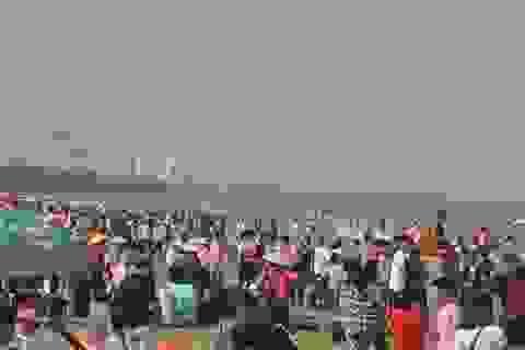 Lượng khách du lịch đến Thanh Hóa giảm mạnh