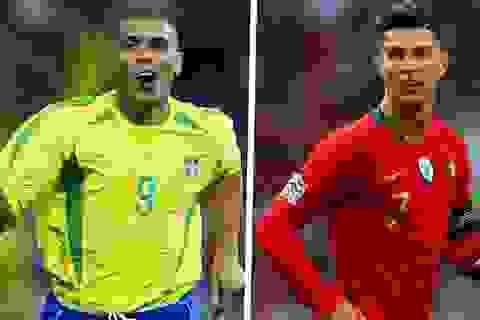 """""""C.Ronaldo chỉ có vài chiêu, Ronaldo người Brazil mới quái dị"""""""
