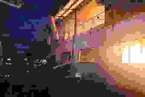 TPHCM: 33 lính cứu hoả bị thương trong lúc chữa cháy