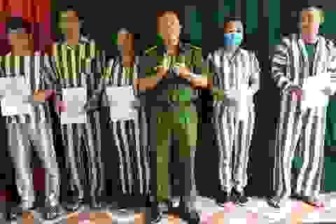 303 phạm nhân được ân xá, giảm án nhân ngày lễ Thống nhất đất nước