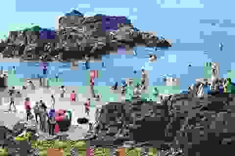 Quảng Ngãi: Lượng khách đến Lý Sơn dịp lễ giảm 50% so với năm trước