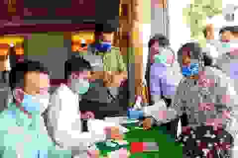Thừa Thiên Huế: Hơn 95% của 4 nhóm người dân đã nhận tiền từ ngày 29-30/4