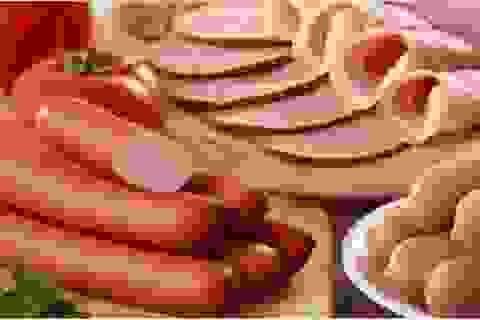 Những thực phẩm độc hơn thuốc lá, nguy cơ gây ung thư cao 'kinh hoàng'