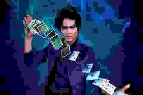"""Tại sao ảo thuật gia """"thần bài"""" Shin Lim luôn im lặng khi biểu diễn?"""