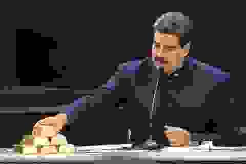 Cạn kiệt tiền mặt, Venezuela dùng kho vàng 9 tấn thanh toán cho Iran