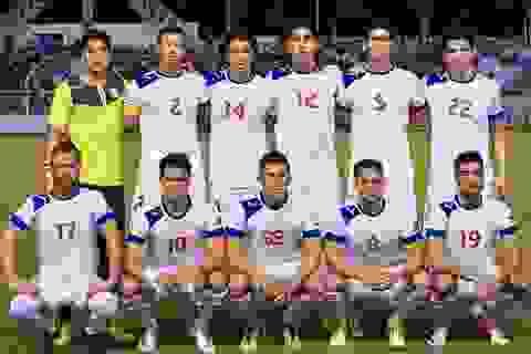 Đội tuyển Philippines tính bỏ AFF Cup 2020 vì lệnh cấm 8 tháng