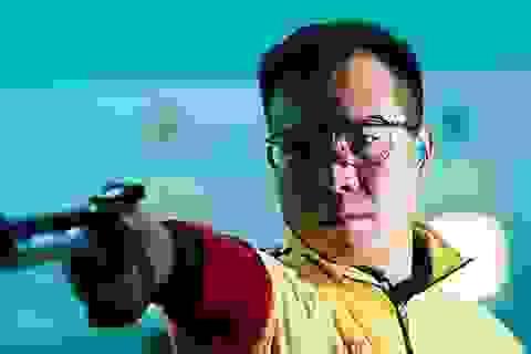 Hoàng Xuân Vinh không tham dự SEA Games 31