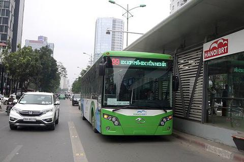 Hà Nội: Từ 4/5, xe buýt đồng loạt vận hành, mỗi xe chở không quá 30 người