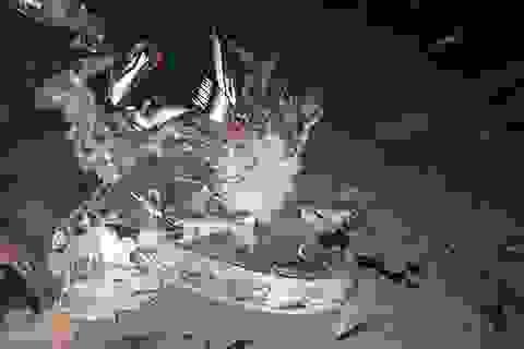 3 thanh niên lao xe vào nhau, 1 người tử nạn