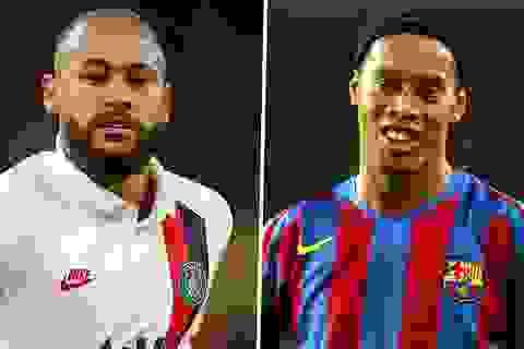 """""""Neymar ở cùng đẳng cấp với Ronaldinho"""""""