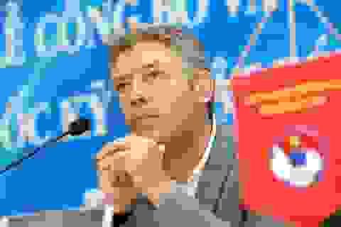 VFF họp bàn về kế hoạch tìm người thay thế ông Jurgen Gede