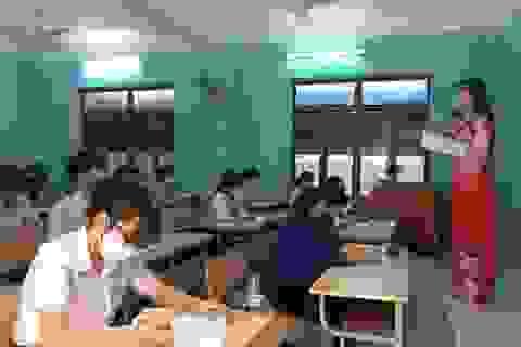 Quảng Ngãi: Ngày đầu đi học trở lại, bậc THPT vắng 837 học sinh
