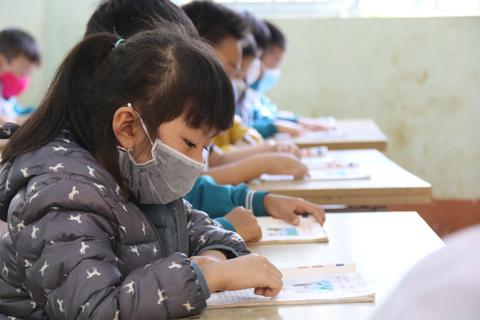 Học sinh trở lại lớp, nhiều trường lo lắng vì trò quên kiến thức
