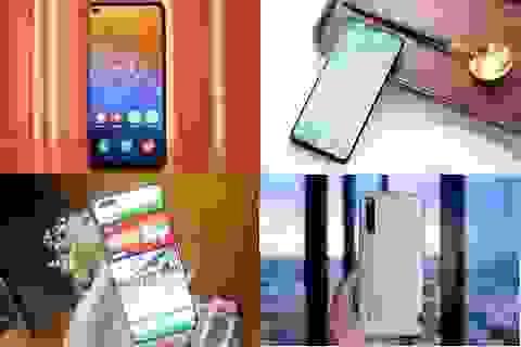 Những smartphone mới nổi bật trong tháng 5/2020