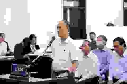 Cựu Chủ tịch Đà Nẵng Trần Văn Minh kêu oan cho thuộc cấp