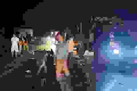 """Thêm tai nạn nghiêm trọng trên Quốc lộ """"tử thần"""" tại Bắc Giang"""