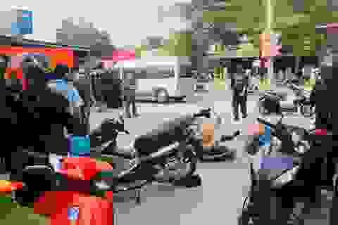 Hơn 100 cảnh sát truy bắt nhóm giang hồ thu tiền bảo kê khu vực vùng ven