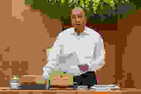 Thủ tướng: Chủ tịch các tỉnh chịu trách nhiệm toàn diện về an toàn kỳ thi