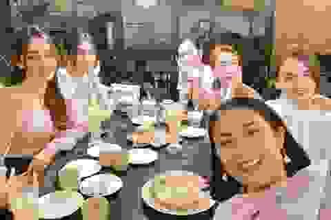 Hoa hậu Ngọc Hân, Đỗ Mỹ Linh cùng dàn mỹ nhân hậu cách ly xã hội