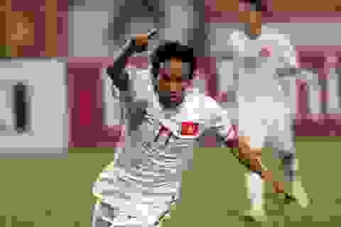 """Tiền vệ Vũ Phong: """"Đứa con của thần gió"""" và bàn thắng định mệnh"""