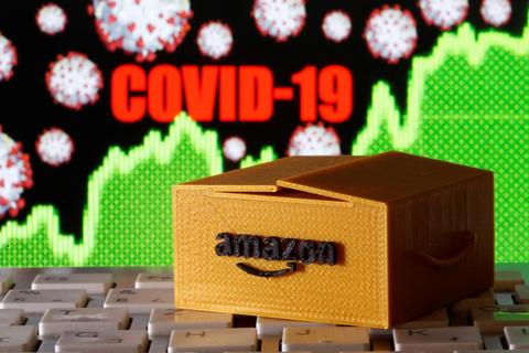 7 nhân viên tử vong, Amazon vẫn giấu kín tình trạng dịch bệnh trong công ty