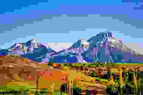 Điều gì xảy ra nếu tất cả các ngọn núi trên thế giới biến mất?