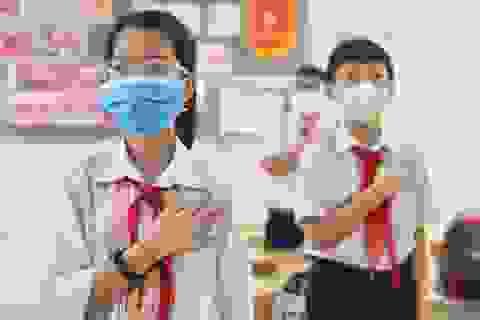 Hà Nội: Gần 1.900 trường mầm non, tiểu học đón học sinh trở lại