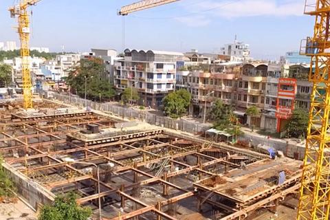 Sở Xây dựng TPHCM bị kiểm điểm vì dự án Saigon SkyView