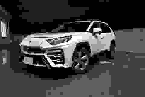 Độ xe Toyota thành Lamborghini Urus