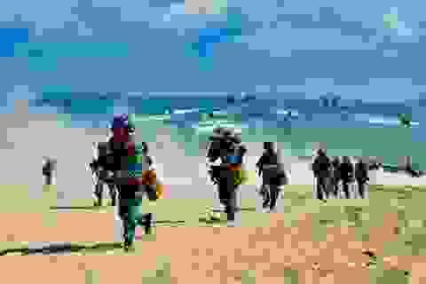 Khí tài hiện đại của Hải quân Việt Nam
