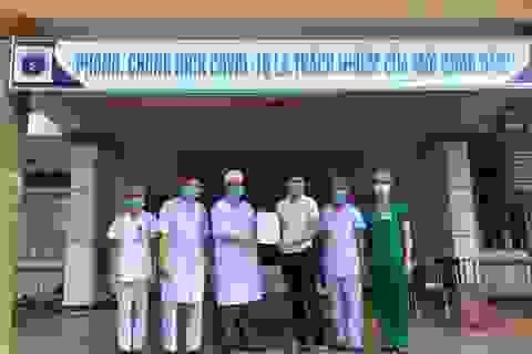 Thêm bệnh nhân Covid-19 khỏi bệnh, còn 38 bệnh nhân điều trị