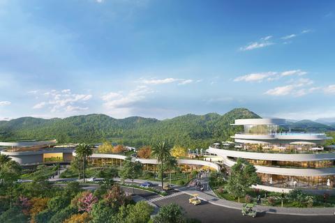 """Đô thị nghỉ dưỡng Legacy Hill: """"Ngôi nhà thứ 2"""" đích thực"""