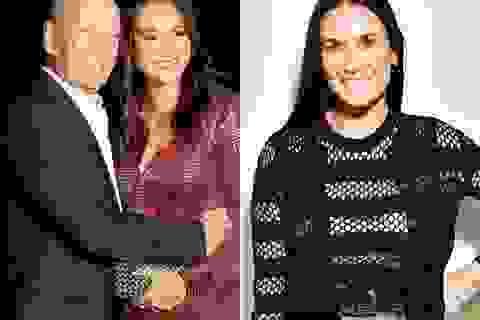 Gia đình kỳ lạ nhất Hollywood: Vợ cũ, vợ mới của Bruce Willis cùng… cách ly