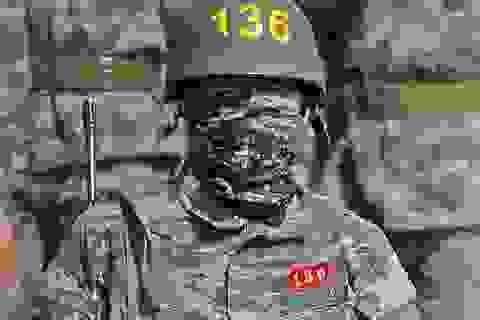 Son Heung Min cực ngầu khi mặc quân phục lính