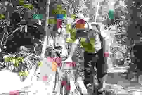 """Vụ """"lâm tặc"""" mở đường phá rừng ở Phú Yên: Chuyển cơ quan điều tra!"""