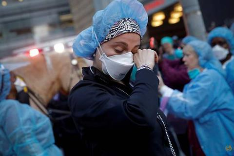 Hơn 90.000 nhân viên y tế toàn cầu mắc Covid-19