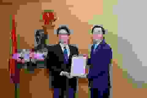 Giám đốc Bệnh viện K chính thức giữ cương vị tân Thứ trưởng Bộ Y tế