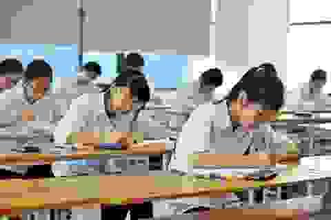 Đề tham khảo môn tiếng Trung: Xuất sắc mới đạt điểm tuyệt đối