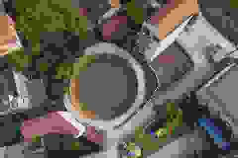 """Giếng cổ """"có một không hai"""" tại làng Yên Lộ, Hà Nội"""