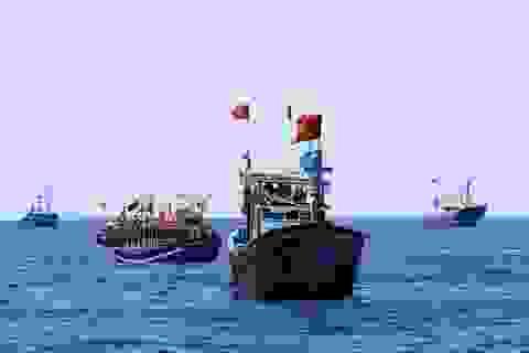 Việt Nam lên tiếng về lệnh cấm đánh cá của Trung Quốc ở Biển Đông