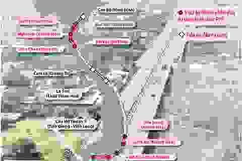 """Câu hỏi """"đầu tiên"""" lại làm """"tắc"""" dự án cao tốc Bắc - Nam (!)"""