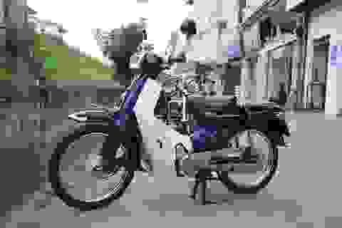 Loạt Honda Cub 82 gây sốt giá đắt đỏ đến trăm triệu đồng