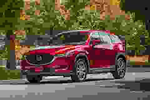 Mazda CX-5 có thể được đổi tên, dùng hệ dẫn động cầu sau