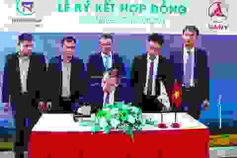 Trung Nam chi 67 triệu USD mua thiết bị phục vụ dự án năng lượng tái tạo