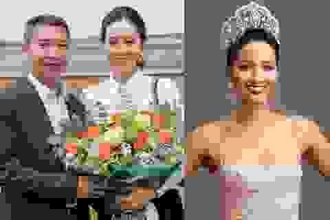 Đời tư gây chú ý của NSND Công Lý, Hoa hậu H'Hen Niê