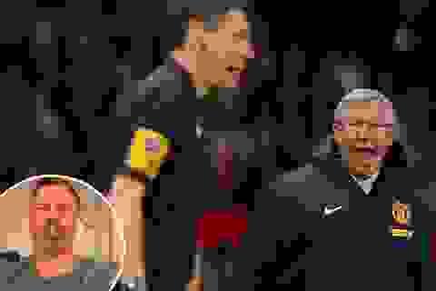 "Man Utd của Sir Alex Ferguson bị tố ""mua"" trọng tài"