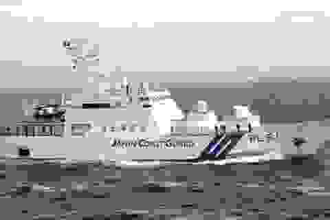 Nhật Bản cảnh báo tàu Trung Quốc rượt đuổi tàu cá