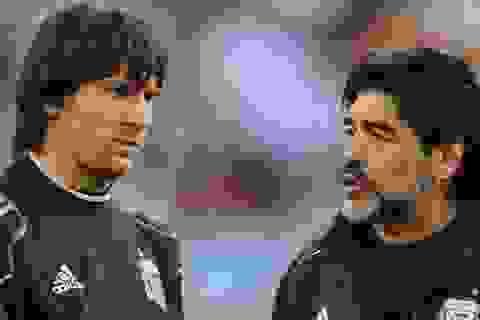 """""""Messi là số 1 nhưng Maradona đến từ hành tinh khác"""""""