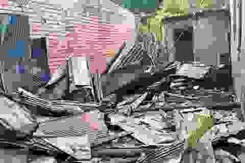 Hỏa hoạn trong đêm thiêu cháy cụ bà trong căn nhà neo đơn